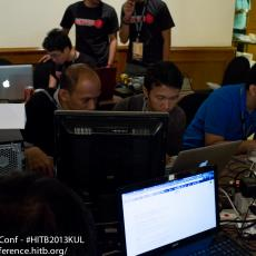 Rentjong from Indonesia - we've been waiting for some .ID hackers to finally take part in a CTF!