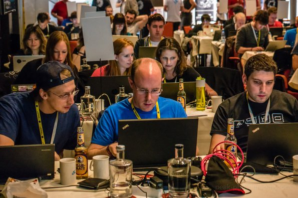 Capture the Flag: On-Site Live Hacking Competition « JD